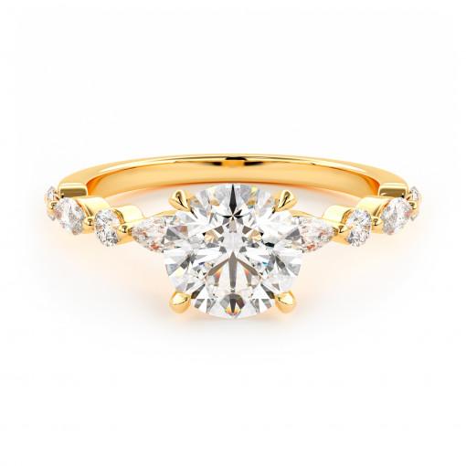 Verlobungsring 012-G14125