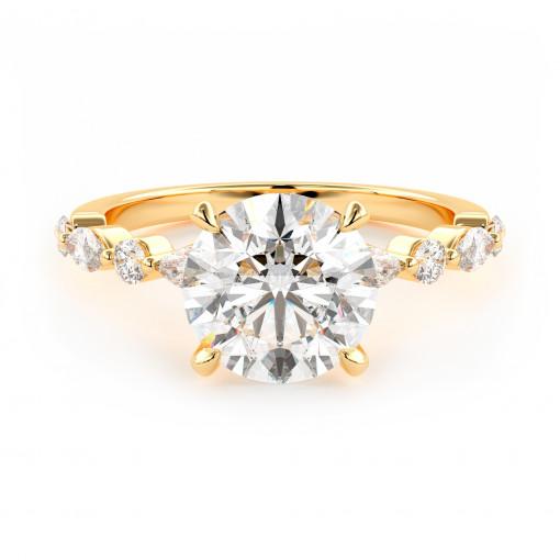 Verlobungsring 012-G182