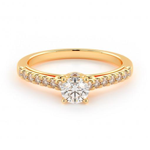 Verlobungsring 007-G1403