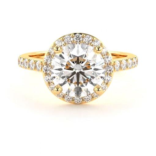Verlobungsring 015-G142