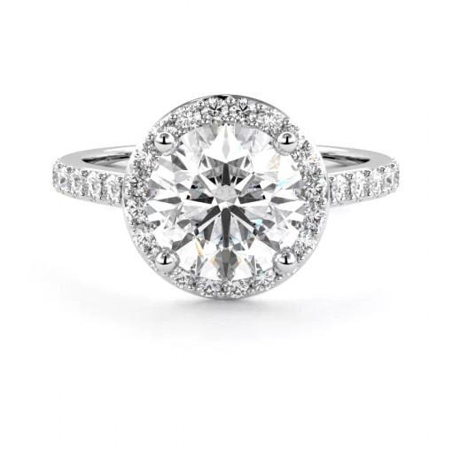 Verlobungsring 015-W082