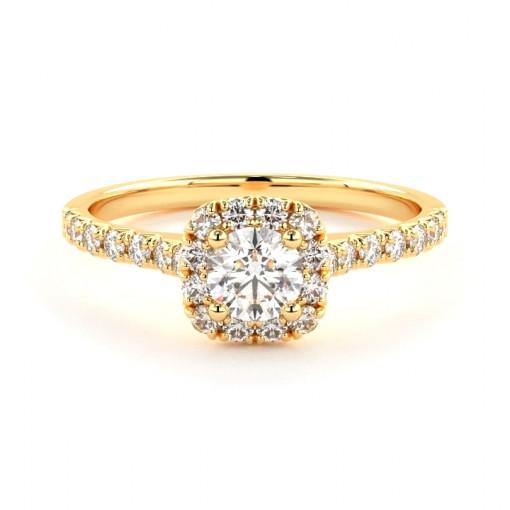 Verlobungsring 016-G1403