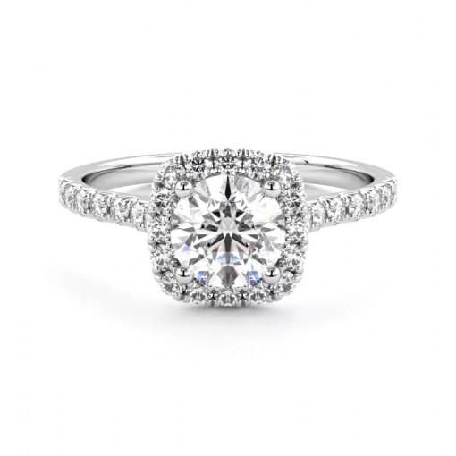 Verlobungsring 016-W1805