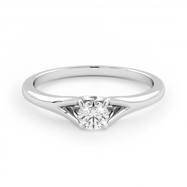 Verlobungsring 001-W0802