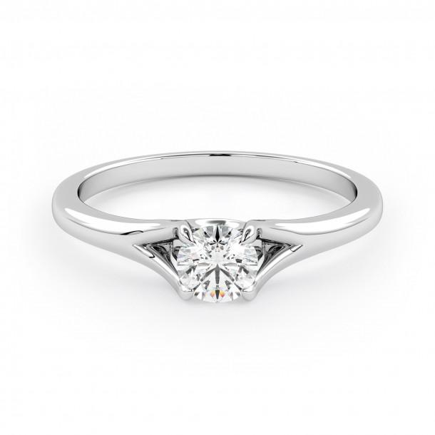 Verlobungsring 001-W1403