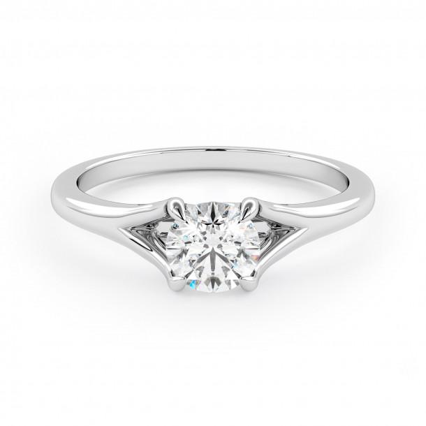 Verlobungsring 001-W1405