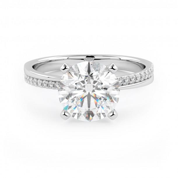 Verlobungsring 003-W082
