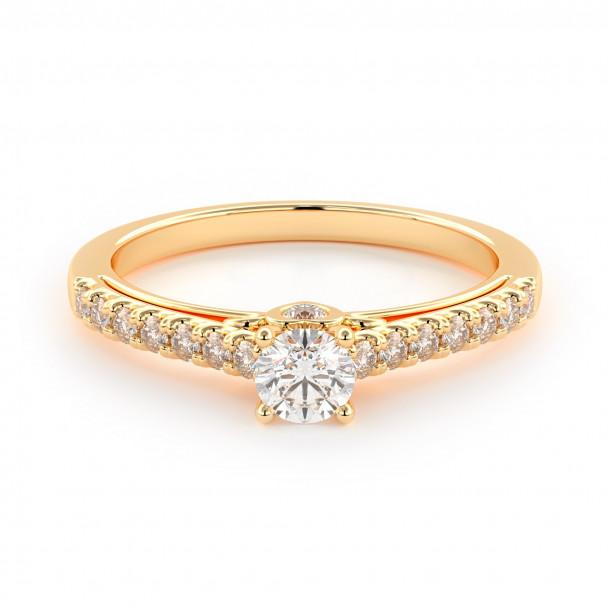 Verlobungsring 007-G1802