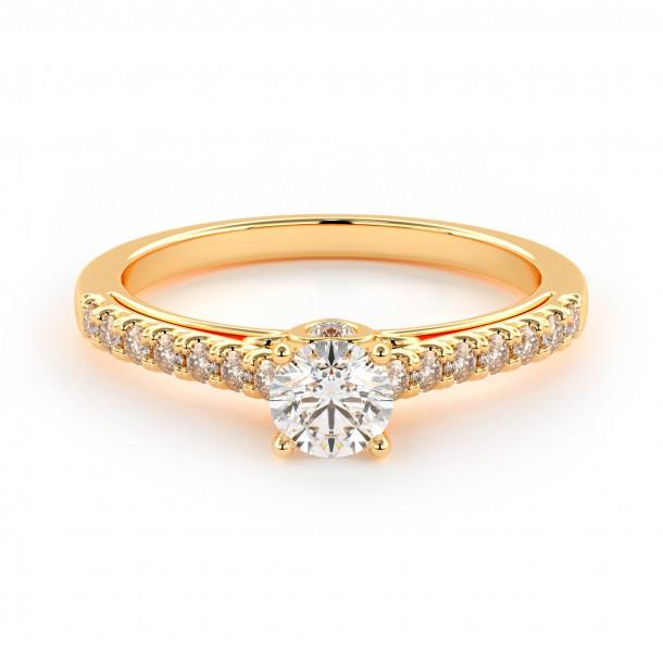 Verlobungsring 007-G1803