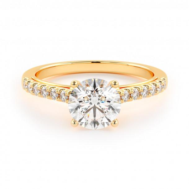 Verlobungsring 007-G141