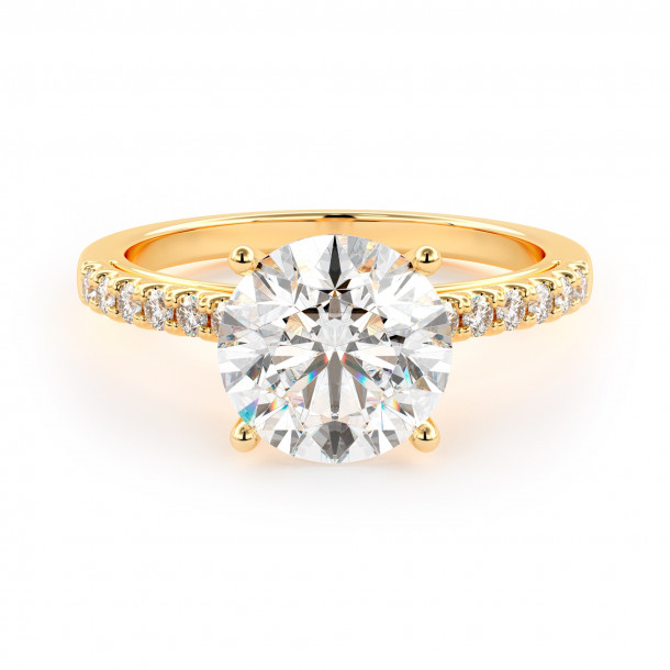 Verlobungsring 007-G182