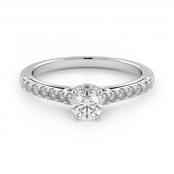Verlobungsring 007-W1803